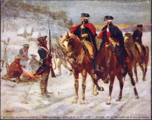 hith-marquis-de-lafayette-Washington_and_Lafayette_at_Valley_Forge